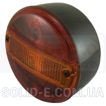 REAR LIGHT LEFT & RIGHT - WITH NUMBER Пластина LAMP Fendt 22/1912-142 (G716900020090)