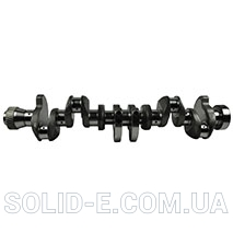 CRANKSHAFT HEAVY DUTY 6 CYL. - SECOND ASSEMBLY Renault / Claas 28/1-182 (7701031163)