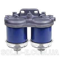 FUEL FILTER ASSY 1/2'' UNF Massey Ferguson 30/110-302 (1446891M91, 2656804, 2656811)