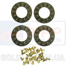 SET OF BRAKES Volvo 36/VBM2055