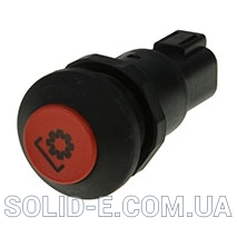 PUSH BUTTON Case-IH B37075 (140258078, 140558037, N89140258078)